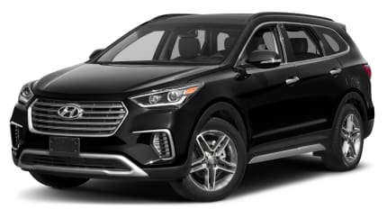 2017 Hyundai Santa Fe - 4dr All-wheel Drive (SE Ultimate)