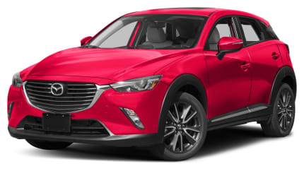 2017 Mazda CX-3 - 4dr All-wheel Drive Sport Utility (Grand Touring)