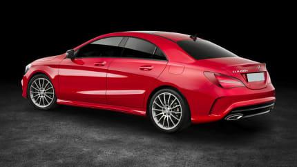 2017 Mercedes-Benz CLA-Class - CLA250 4dr All-wheel Drive 4MATIC Sedan (Base)