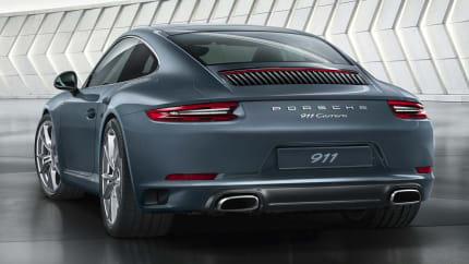 2017 Porsche 911 - 2dr Rear-wheel Drive Coupe (Carrera)