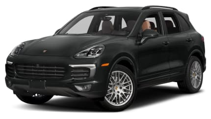 2018 Porsche Cayenne - 4dr All-wheel Drive (Platinum Edition)