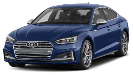 2018 Audi S5 - 4dr All-wheel Drive quattro Sportback (3.0T Premium Plus)