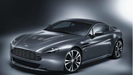 2013 Aston Martin V12 Vantage - 2dr Coupe (Base)