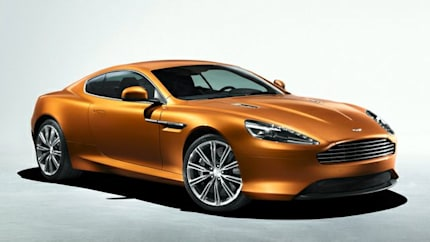 2012 Aston Martin Virage - 2dr Coupe (Base)
