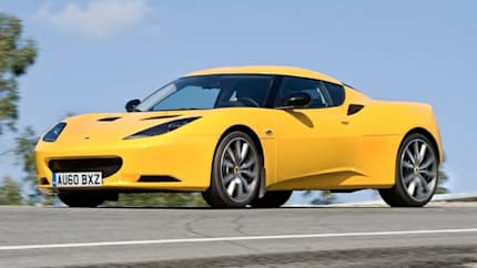 2014 Lotus Evora - 2dr Coupe (S)