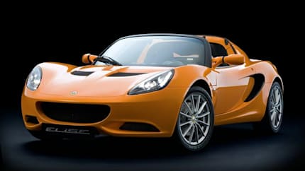 2011 Lotus Elise - Convertible (SC Roger Becker Edition)