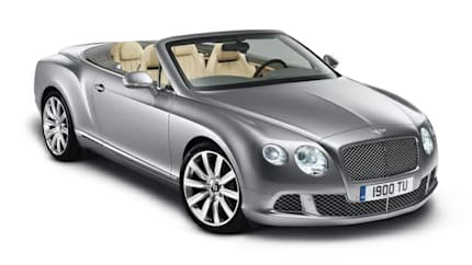2015 Bentley Continental GT - 2dr Convertible (Base)