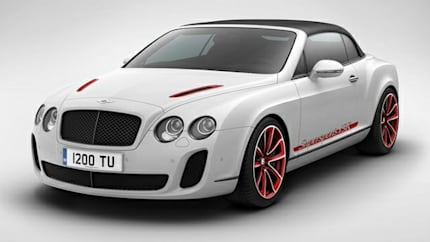 2013 Bentley Continental Supersports - 2dr Convertible (ISR)