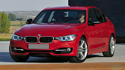 2015 BMW 335 - 4dr Rear-wheel Drive Sedan (i)