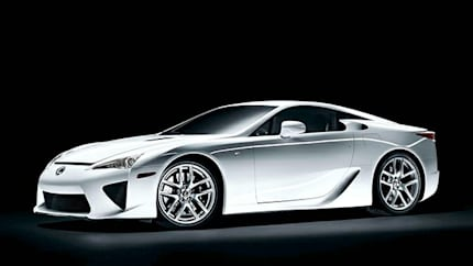 2012 Lexus LFA - 2dr Coupe (Base)