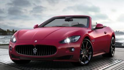 2016 Maserati GranTurismo - 2dr Convertible (Sport)