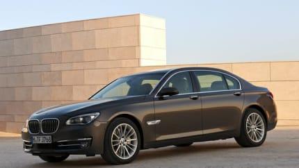 2015 BMW 760 - 4dr Rear-wheel Drive Sedan (Li)