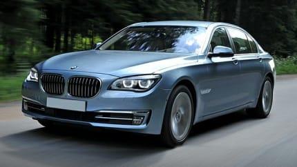 2015 BMW ActiveHybrid 7 - 4dr Rear-wheel Drive Sedan (Li)