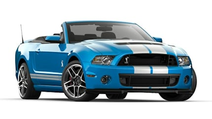 2014 Ford Shelby GT500 - 2dr Convertible (Base)