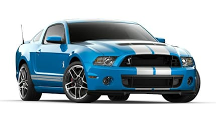 2014 Ford Shelby GT500 - 2dr Coupe (Base)
