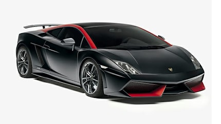 2014 Lamborghini Gallardo - 2dr All-wheel Drive Coupe (LP570-4 Superleggera Edizione Tecnica)