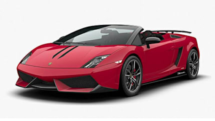 2014 Lamborghini Gallardo - 2dr All-wheel Drive Spyder (LP570-4 Performante Edizione Tecnica)