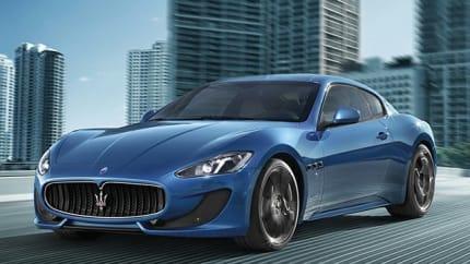 2016 Maserati GranTurismo - 2dr Coupe (Sport)