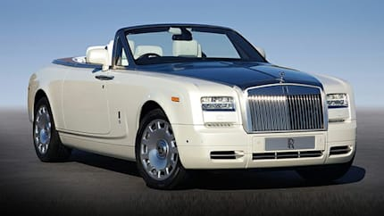 2016 Rolls-Royce Phantom Drophead Coupe - 2dr Convertible (Base)