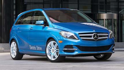 2016 Mercedes-Benz B-Class Electric Drive - B-Class Electric Drive 4dr Hatchback (Base)