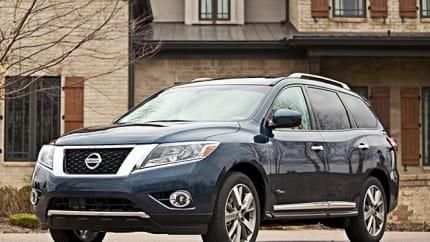 2014 Nissan Pathfinder Hybrid - 4dr Front-wheel Drive (SV)