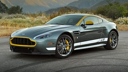 2016 Aston Martin Vantage GT - 2dr Coupe (Base)