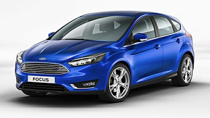2016 Ford Focus - 4dr Hatchback (Titanium)