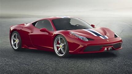 2015 Ferrari 458 Speciale - 2dr Coupe (Base)