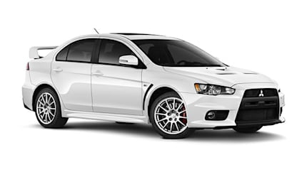 2015 Mitsubishi Lancer Evolution - 4dr Sedan (Final Edition)