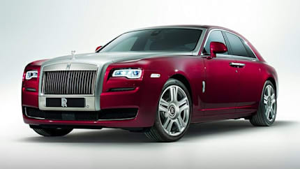 2016 Rolls-Royce Ghost - 4dr Sedan (Base)