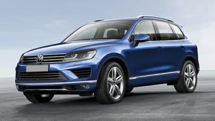 2015 Volkswagen Touareg Hybrid - 4dr All-wheel Drive 4MOTION (V6)