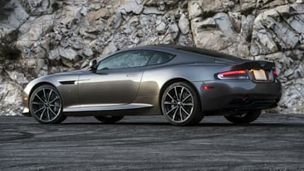 2016 Aston Martin DB9 - Coupe (GT)