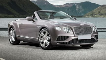 2016 Bentley Continental GT - 2dr Convertible (V8)