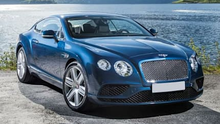 2016 Bentley Continental GT - 2dr Coupe (V8)