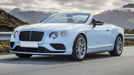 2016 Bentley Continental GT - 2dr Convertible (V8 S)
