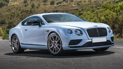 2016 Bentley Continental GT - 2dr Coupe (V8 S)