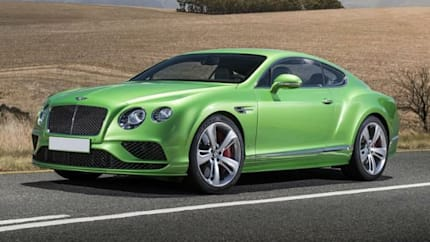 2016 Bentley Continental GT - 2dr Coupe (Speed)