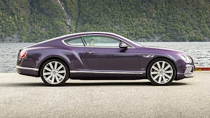 2016 Bentley Continental GT - 2dr Coupe (W12)