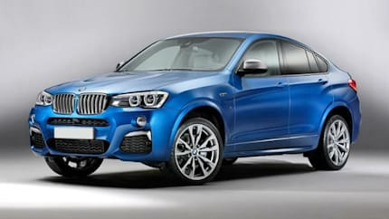 2016 BMW X4 - 4dr All-wheel Drive Sports Activity Vehicle (M40i)