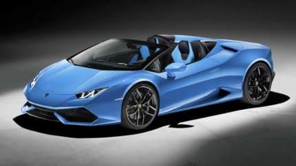 2016 Lamborghini Huracan - 2dr All-wheel Drive Spyder (LP610-4S)