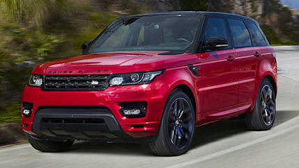 2016 Land Rover Range Rover Sport - 4dr 4x4 (3.0L V6 Supercharged HSE)