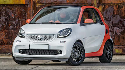 2016 smart fortwo - 2dr Coupe (passion)