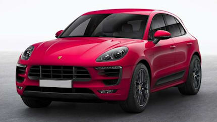 2017 Porsche Macan - 4dr All-wheel Drive (GTS)