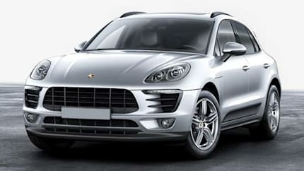 2017 Porsche Macan - 4dr All-wheel Drive (Base)