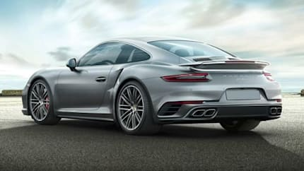 2017 Porsche 911 - 2dr All-wheel Drive Coupe (Turbo)