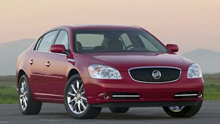 2011 Buick Lucerne - 4dr Sedan (Super)