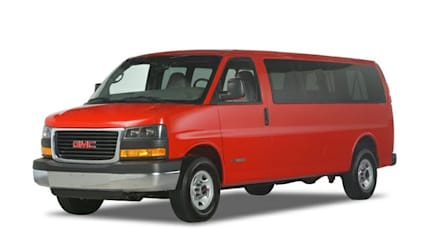 2014 GMC Savana 1500 - Rear-wheel Drive Passenger Van (LT)