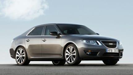 2011 Saab 9-5 - 4dr All-wheel Drive Sedan (Turbo6)