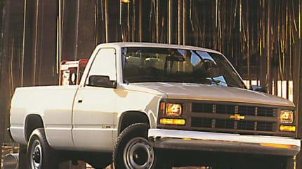 2000 Chevrolet C3500 - 4x2 Regular Cab 131.5 in. WB HD (Base)