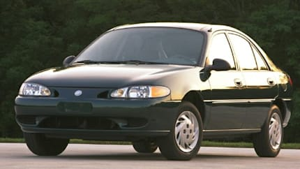 1999 Mercury Tracer - 4dr Sedan (GS)
